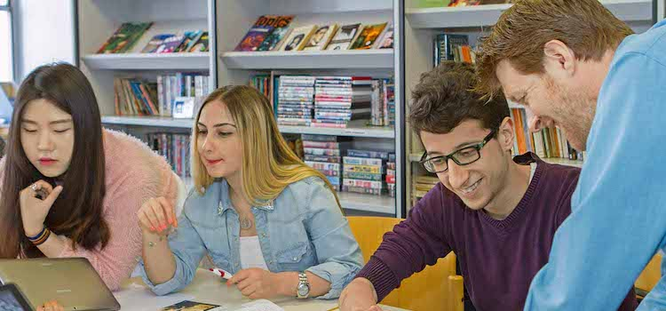Eurocentres ingiltere dil okulu