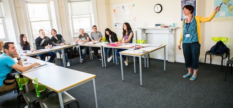 Oxford International Schools brighton