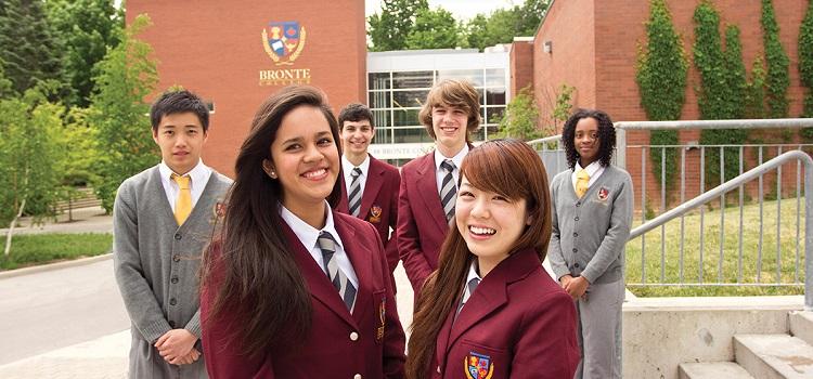 bronte college kanada
