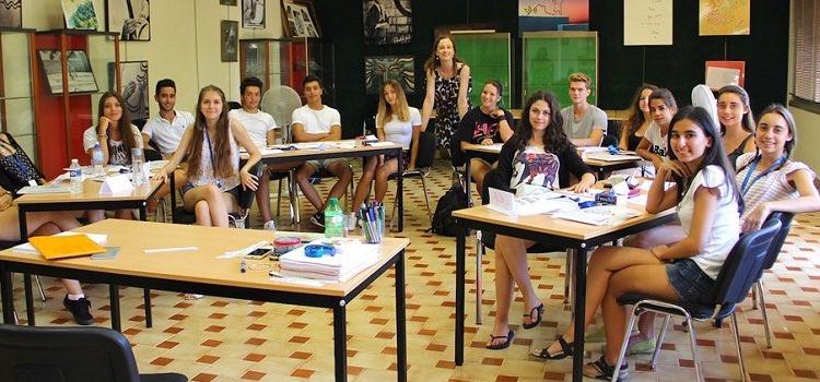 monaco'da fransızca yaz okulu