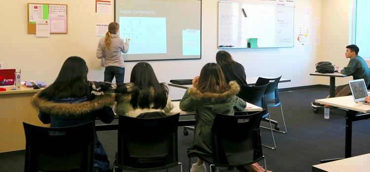 san francisco'da lise eğitimi