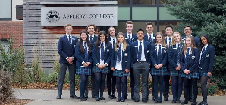 appleby college ontario
