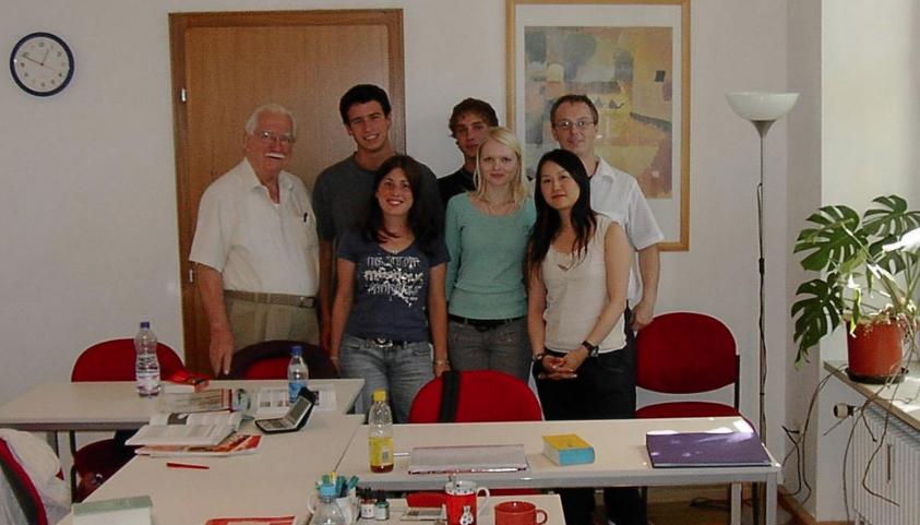 bws germanlingua, almanca dil eğitimi