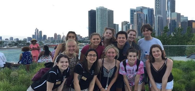 converse chicago amerika yaz okulu