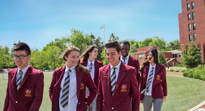 bronte college, yurtdışı lise, global