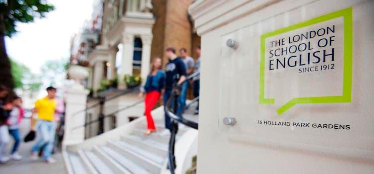 The London School Of English londra dil okulu