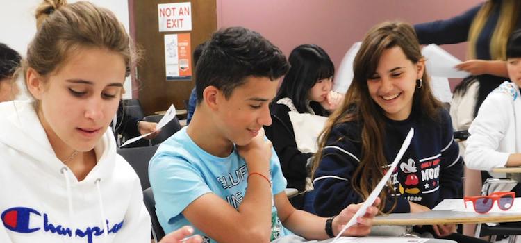 FLS International Schools amerika dil okulu