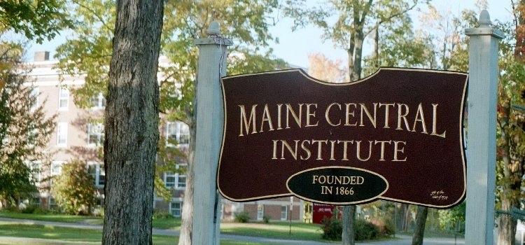 maine central institute amerika