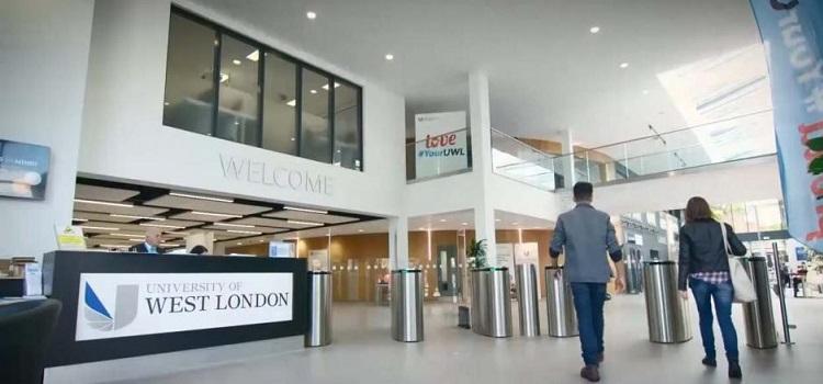 west london üniversitesi