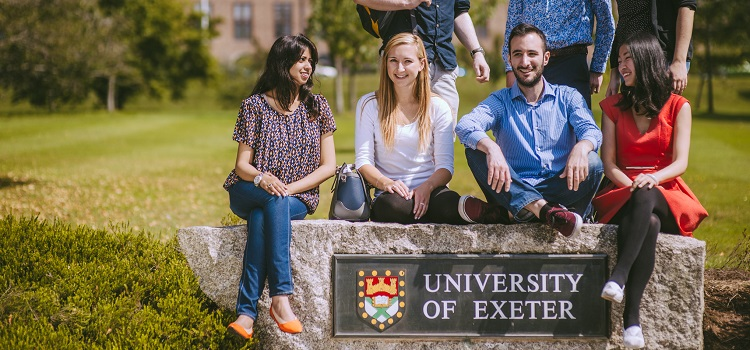 university of exeter ingiltere
