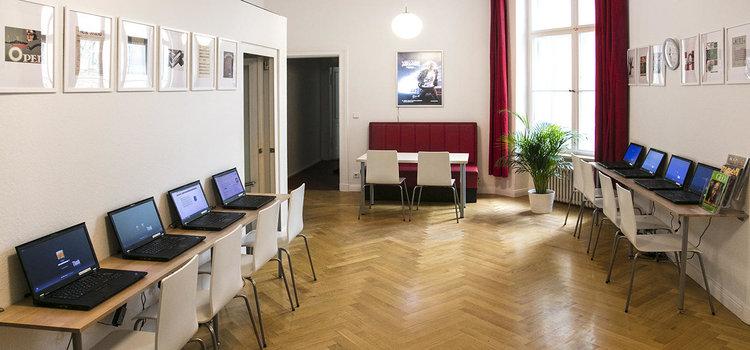 berlin, the language gallery, yurtdışı eğitim