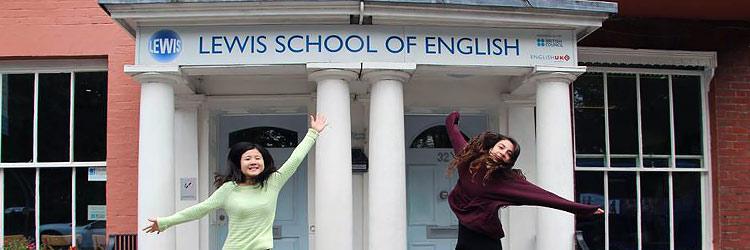 global yurtdışı eğitim , lewis school of english
