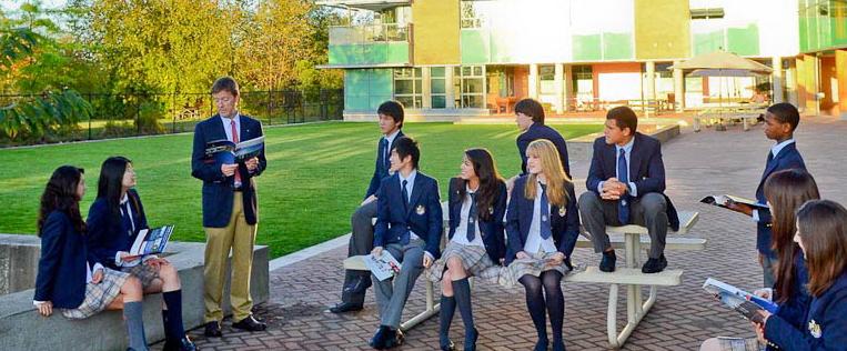 Global Yurtdışı Eğitim, bodwell high school