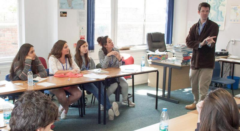 the oxford centre, yurtdışı eğitim