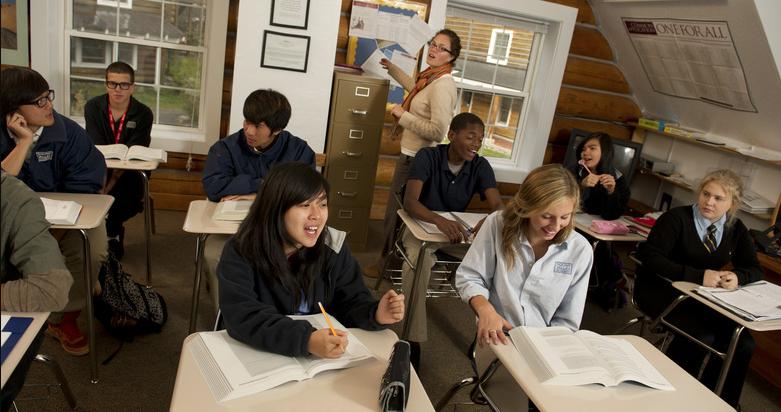 squaw valley academy, yurtdışı lise