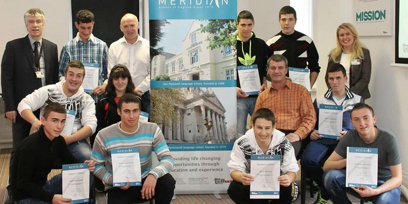 Meridian School of English, ingiltere dil okulları