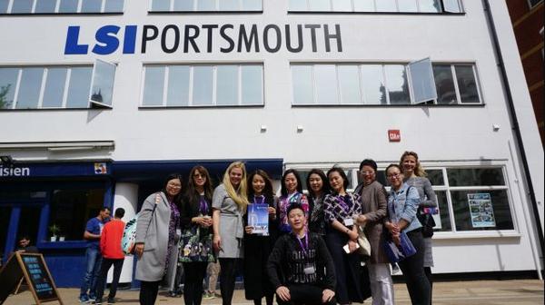 yurtdışı eğitim danışmanlığı, lsi portsmouth