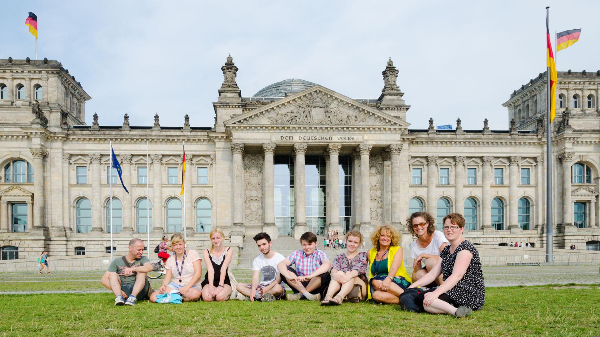 umboldt, berlin,yurtdışı dil eğitimi ,berlin dil okulu