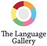 berlin, the language gallery, logo