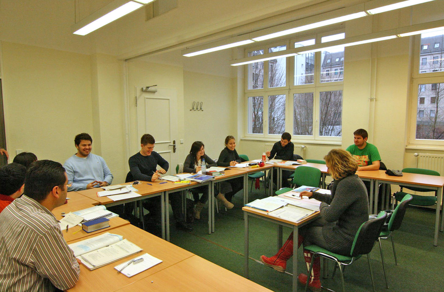yurtdışı dil eğitimi,global yurtdışı eğitim,berlinde dil eğitimi