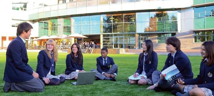 Global Yurtdışı Eğitim, bodwell lisesi kanada