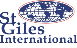 St.Giles Cambridge Logo